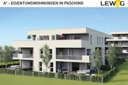 2-Raumwohnungen mit Balkon in Pasching