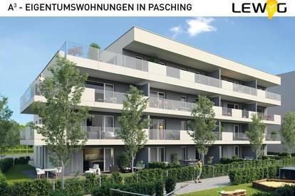 3-Raumwohnungen mit Balkon in Pasching