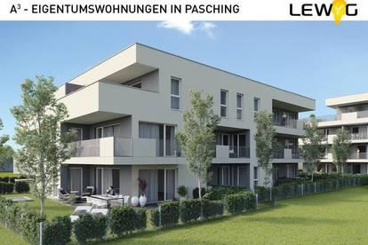 4 Zi-Eigentumswohnungen mit Garten in Pasching
