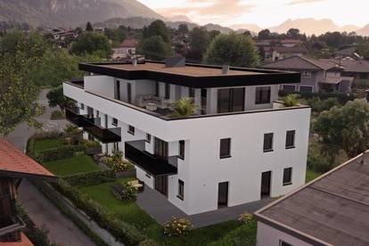 Exklusive Gartenwohnung im schönsten Winkl Kramsachs
