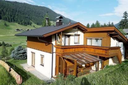 Haus mit Bergblick zur Miete