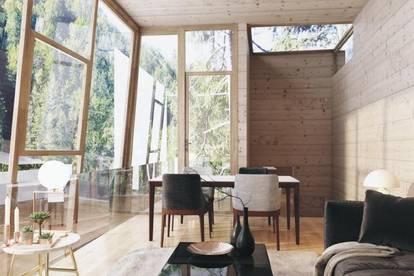 Reihenhaus in Hötting – elegante Architektur, Privatsphäre, 3 Terrasse