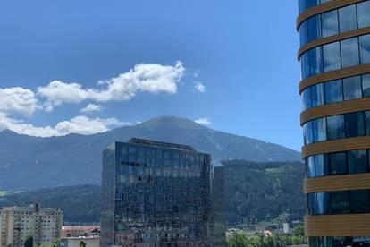 Dachgeschosswohnung im Zentrum von Innsbruck