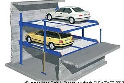 Stapelparker in Pradl zu vermieten! Ab sofort!