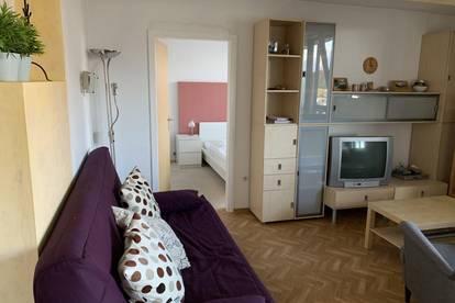 2 Zimmerwohnung mit wunderschöner Ausicht