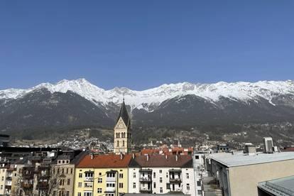 Über den Dächern von Innsbruck
