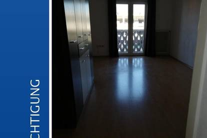 Wiener Neustadt - kleine 1-Zimmerwohnung mit Balkon