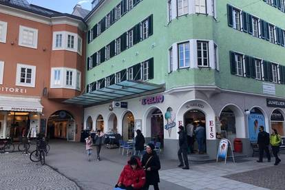 Geschäftslokal direkt am Hauptplatz