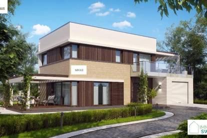 A MH 63 Maria Th.Siedlung - Top modernes Einfamilienhaus Belags-fertig mit Garage!
