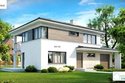 B Kotingbrunn - Top Modernes Einfamilienhaus mit Garage Belags-fertig!
