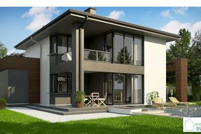 A Pottendorf - Landegg - Top modernes Traum Haus Belags-fertig mit Grundstück!