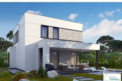A Breitenbrunn - Top Modernes Einfamilienhaus Belags-fertig in Ruhe Lage!