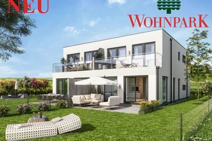 Exklusives Doppelhaus in wunderschöner Lage von Baden - Haus 1
