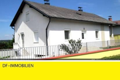 Kleineres, modernisiertes Haus in schöner Siedlungslage am ruhigen Ortsrand!