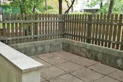 Ebenerdige Terrassenwohnung mit Gartenzugang