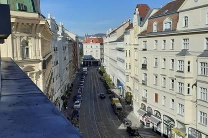 Kleine und feine Altbauwohnung in Wien Alsergrund