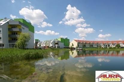 PROVISIONSFREI! Geförderte 3-Zimmer-Maisonette-Wohnung mit 3 Terrassen im 3. Liftstock und Tiefgaragen-Stellplatz