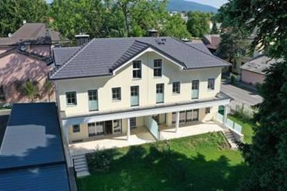 ERSTBEZUG, PROVISIONSFREI, DIREKT VOM BAUTRÄGER!!! Modernes Doppelhaus mit 4 Zimmern, Atelier, großer Terrasse, Balkon und Garten