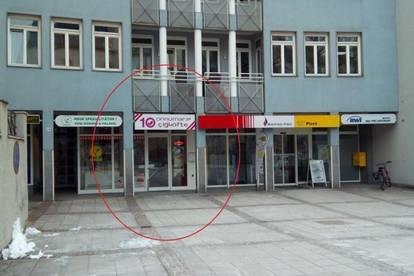 PREISREDUKTION: Kufstein Zentrum: Zwei gut vermietete Geschäftsflächen zu verkaufen