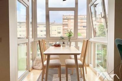 Innsbruck: Sonnige 2-Zimmer-Wohnung in Kliniknähe ab Juli zu vermieten.