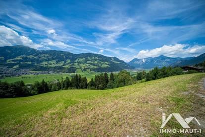Letztes freies Grundstück: Traumhaftes Baugrundstück im Zillertal zu verkaufen!