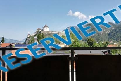 [360° Tour] REDUZIERT: Kufstein: Sanierte 127m² 5-Zimmer-Wohnung mit 3 Balkonen zu verkaufen