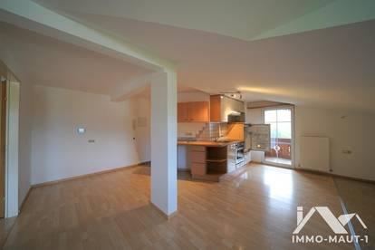 Breitenbach am Inn: Sonnige 2-Zimmer-Wohnung mit 2 Balkone ab sofort zu vermieten!
