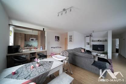 Wörgl: Neuwertige 2,5-Zimmer-Wohnung ab August zu vermieten
