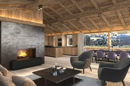 """Penthouse Living in den exklusiven """"Trinity Lodges 2.0"""""""