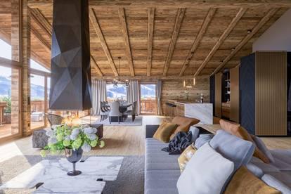"""Sonnberg Suites"" - Top 3: luxuriöses Penthouse mit fantastischen Ausblicken"