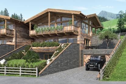 """Reith Mountain Lodges"" inmitten alpiner Traumkulisse - ""Kitz Lodge"""