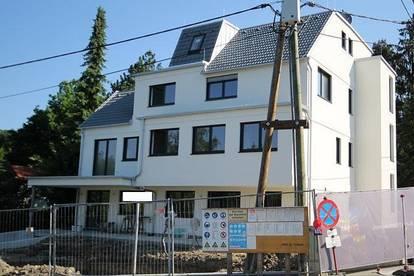 """""""Neubau"""" 4 Zimmer DG-Wohnung mit westlicher Terrasse im GRÜNEN"""