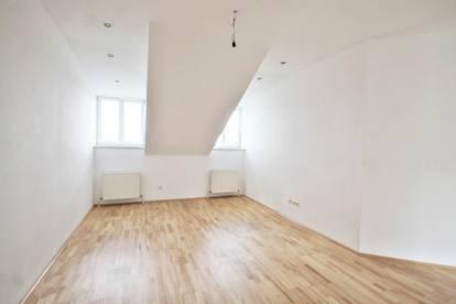 ** Charmante 2-Zimmer DG Wohnung mit 7,00 m² Terrasse ** Sehr guter Lage im 16. nur 5 Gehminuten zur U3 ++