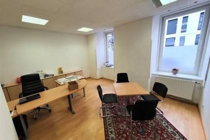 ++ 2 Zimmer Büro im Zentrum mit Carport ++