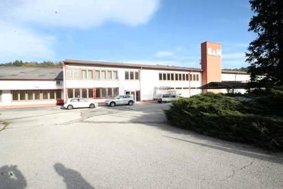 ++ Betriebsgrund um € 1.899.999,-zu verkaufen ++ 21.600m² Grundstück ++ Gebäude von 8600m²  ++