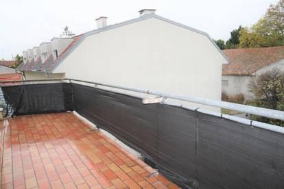 schnell zugreifen  zentrale Lage in Traiskirchen   ruhige Lage  IDEAL FÜR PÄRCHEN lukrative Dachterrassenwohnung