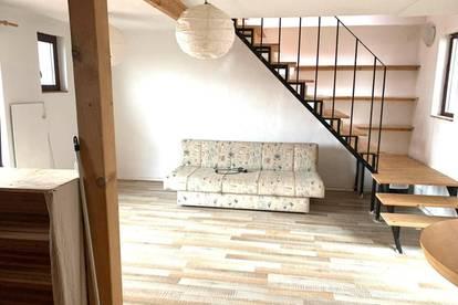 ++kleines+Haus+zur+Miete+575,-++schöne+GRÜN-RUHELAGE+Nähe Oberwart++2+Zimmer+Terrasse+großer+Garten+Parkplatz++