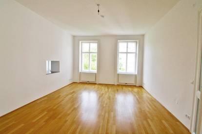 Wohnen ins Grüne!!  SONNIGE 3 Zimmer ALTBAU-WOHNUNG ++ Unbefristet!!  Absolute Ruhelage!!