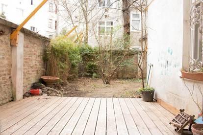 Stilaltbau | zentrale•Lage | 3 Zimmer | WHG•mit•herrlichem•64m²•Garten•im•Eigentum | Top•renoviert•Ruhelage