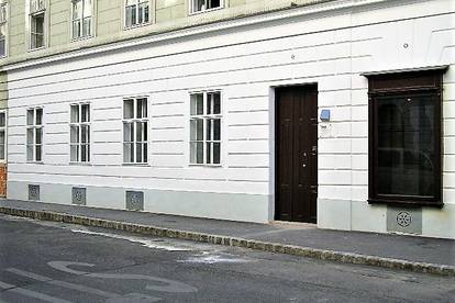 7. BEZIRK: Vermietetes Gewerbeobjekt zum Verkauf!  (Geschäftslokal/Büro/Ordination)  Nähe Neubaugasse & Westbahnstraße!  U-Bahn = 5 min