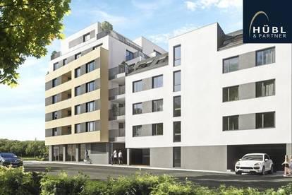 Südseitige 3-Zimmer Wohnung I 14 m² Loggia   Nähe Seestadt Aspern