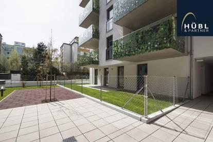 2 Zimmer Wohnung mit Markenküche | Neubau | zentrale und ruhige Lage