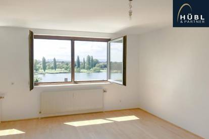 Provisionsfreie 2 Zimmer Wohnung mit Blick auf die Donau I 2 ROOMS WITH AN AMAZING VIEW