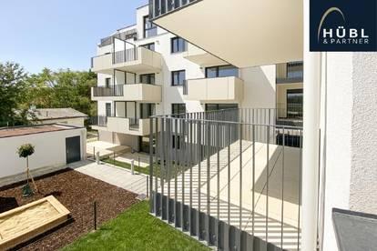 4-Zimmer Atelier I Lobaunähe | Balkon, Terrasse und Garten