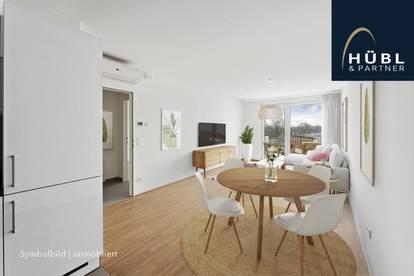 Erstbezug! 2 Zimmer Wohnung mit Balkon & EWE-Küche | Klimaanlage | Fußbodenheizung