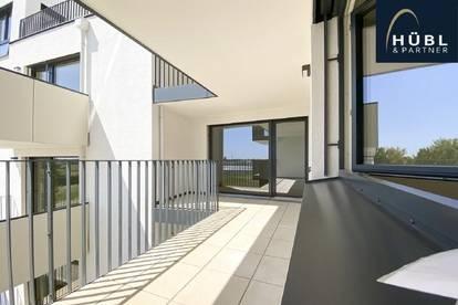 ERSTBEZUG | 3-Zimmer mit Loggia | EWE-Kküche | Fußbodenheizung | elektr. Außenbeschattung