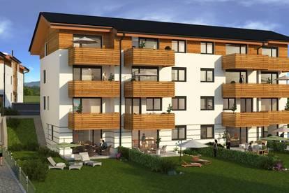 3 Zimmer Dachgeschosswohnung mit sonnigem Balkon