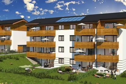 Helle 3 Zimmer Dachgeschosswohnung mit Balkon