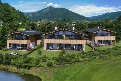 Exklusive Residenz am Golfplatz in Zell am See