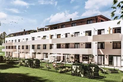 Helle 4 Zimmer Garten Maisonette Wohnung